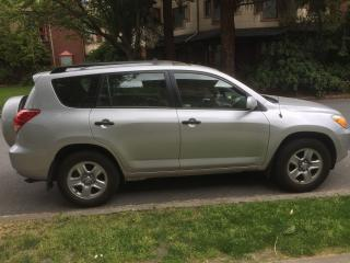 Used 2008 Toyota RAV4 None for sale in Vancouver, BC