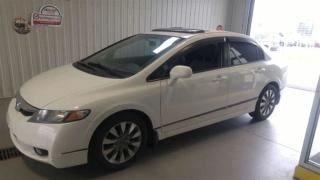 Used 2010 Honda Civic Ex-L Cuir Bas for sale in Gatineau, QC