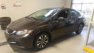 Used 2014 Honda Civic Ex . Toit for sale in Gatineau, QC