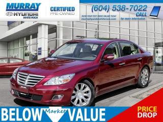 Used 2011 Hyundai Genesis 3.8 Technology**NAVI**REAR CAMERA**BLUETOOTH** for sale in Surrey, BC