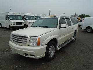 Used 2006 Cadillac Escalade ESV Base for sale in Mississauga, ON