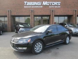 Used 2013 Volkswagen Passat DIESEL | NO ACCIDENT |  BACK-UP CAMERA | HEATED SEATS | for sale in Mississauga, ON