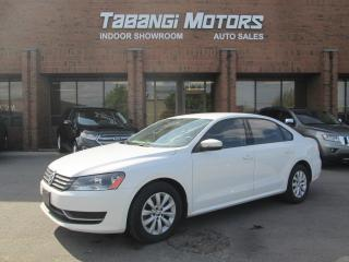 Used 2013 Volkswagen Passat NO ACCIDENT | HEATED SEATS | REAR CAMERA |BLUETOOTH for sale in Mississauga, ON
