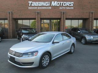 Used 2012 Volkswagen Passat NO ACCIDENT | HEATED SEATS | REAR CAMERA | BLUETOOTH | for sale in Mississauga, ON