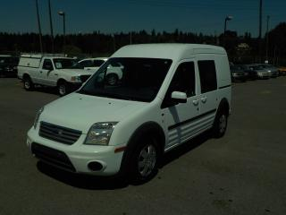 Used 2012 Ford Transit Connect XLT Wagon for sale in Burnaby, BC