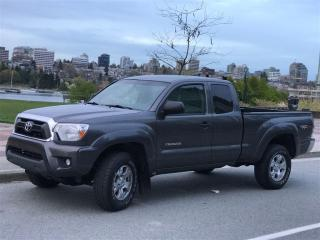 Used 2012 Toyota Tacoma ................SOLD............... for sale in Vancouver, BC