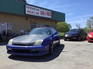 Used 2001 Honda Prelude SE for sale in Bolton, ON