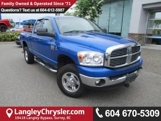 Used 2008 Dodge Ram 3500 SLT for sale in Surrey, BC