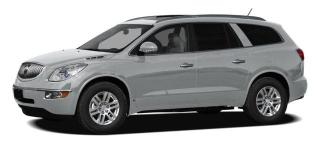 Used 2011 Buick Enclave CXL for sale in Gloucester, ON