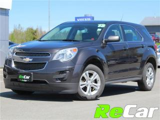 Used 2013 Chevrolet Equinox LS | FWD | HEATED SEATS | AIR | ALLOYS for sale in Fredericton, NB