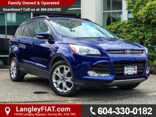 Used 2013 Ford Escape SEL B.C OWNED! for sale in Surrey, BC