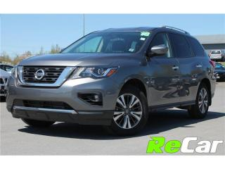 Used 2018 Nissan Pathfinder SV TECH   4X4   HEATED SEATS   SAVE $7,795 VS NEW for sale in Fredericton, NB