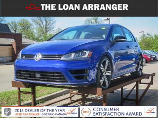 Used 2016 Volkswagen Golf R for sale in Barrie, ON