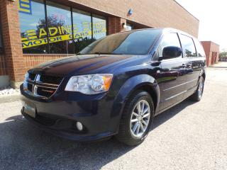 Used 2014 Dodge Grand Caravan SE/SXT 30th Anniversary Edition, Navigation, Reverse Camera, DVD for sale in Woodbridge, ON