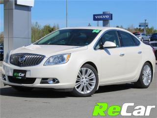 Used 2014 Buick Verano Base BACK UP CAM   REMOTE START   ALLOYS for sale in Fredericton, NB