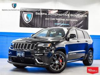 Used 2015 Jeep Grand Cherokee SRT for sale in Aurora, ON