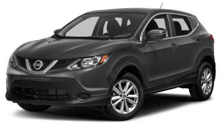 New 2018 Nissan Qashqai S AWD CVT for sale in Ajax, ON