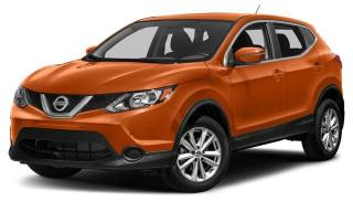 New 2018 Nissan Qashqai SV FWD CVT (2) for sale in Ajax, ON
