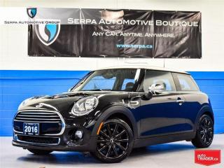 Used 2016 MINI 3 Door Cooper for sale in Aurora, ON