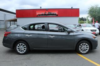 Used 2016 Nissan Sentra 4dr Sdn I4 CVT SV for sale in Surrey, BC