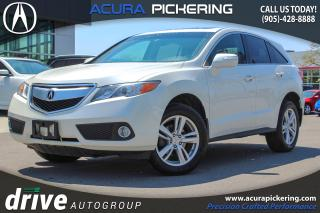 Used 2015 Acura RDX Base BLUETOOTH|REARVIEW CAMERA|SUNROOF for sale in Pickering, ON