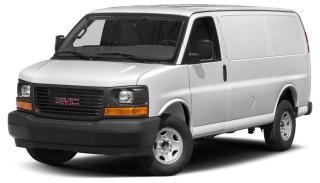Used 2017 GMC Savana 2500 Work Van for sale in Gloucester, ON