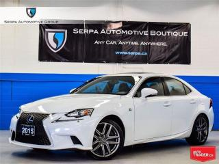 Used 2015 Lexus IS 350 for sale in Aurora, ON