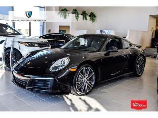 Used 2017 Porsche 911 Carrera 4S ** Up To 10% Value Savings On Select Pre Owned Units ** for sale in Aurora, ON