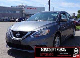 Used 2017 Nissan Sentra 1.8 SV |BACKUP CAMERA|BLUETOOTH|SUNROOF| for sale in Scarborough, ON