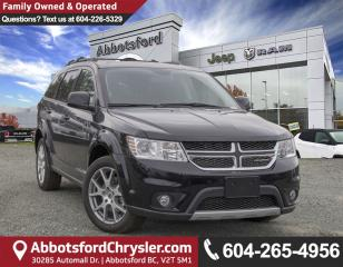 New 2018 Dodge Journey SXT for sale in Abbotsford, BC