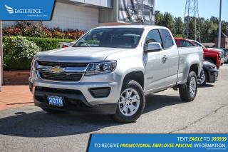 New 2018 Chevrolet Colorado LT Navigation & Backup Camera for sale in Port Coquitlam, BC