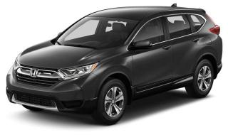 New 2018 Honda CR-V LX 2WD for sale in Scarborough, ON