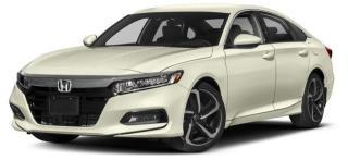New 2018 Honda Accord Sedan 1.5T Sport-HS CVT for sale in Scarborough, ON