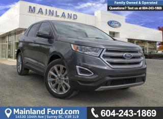 New 2018 Ford Edge Titanium for sale in Surrey, BC