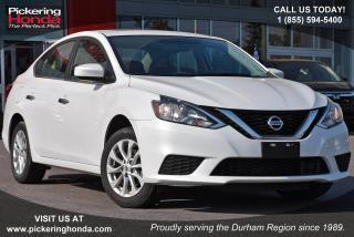 Used 2018 Nissan Sentra 1.8 SV Clean CarProof| Former Rental| Remote Start for sale in Pickering, ON