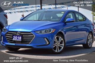Used 2018 Hyundai Elantra GLS for sale in Ajax, ON