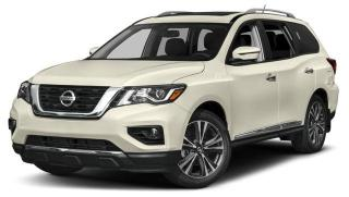 New 2018 Nissan Pathfinder Platinum V6 4x4 at for sale in Ajax, ON