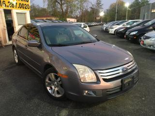 Used 2007 Ford Fusion SEL for sale in Scarborough, ON
