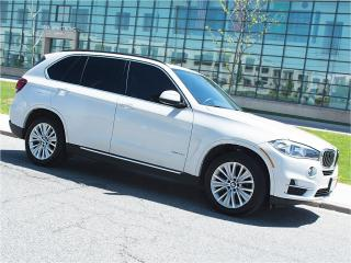 Used 2015 BMW X5 35D|7 SEATS|NAVI|DUAL DVD|360 CAMERA|RUNNING BOARD for sale in Toronto, ON
