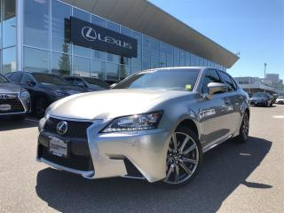 Used 2015 Lexus GS 350 AWD 6A for sale in Surrey, BC