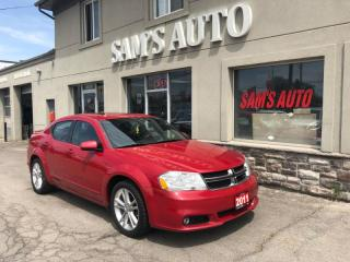 Used 2011 Dodge Avenger 4DR SDN for sale in Hamilton, ON