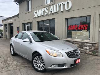 Used 2011 Buick Regal CXL w/1SC for sale in Hamilton, ON