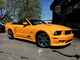 Used 2007 Ford Mustang Cabriolet SALEEN 700H.P. CUIR **6 SPEED* for sale in Longueuil, QC