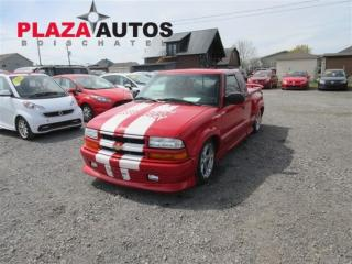 Used 2003 Chevrolet S-10 LS for sale in Boischatel, QC
