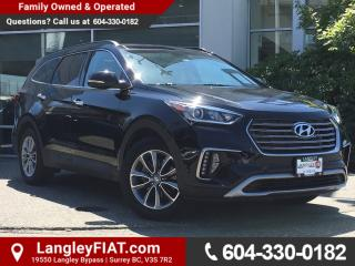 Used 2017 Hyundai Santa Fe XL Luxury NO ACCIDENTS, B.C OWNED for sale in Surrey, BC
