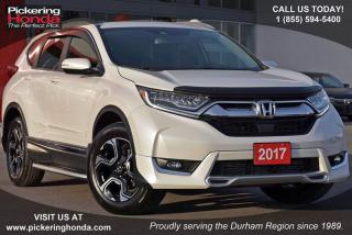 Used 2017 Honda CR-V Touring for sale in Pickering, ON