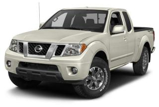 New 2018 Nissan Frontier King Cab PRO-4X 4X4 at for sale in Whitby, ON