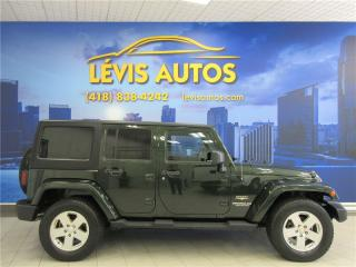 Used 2011 Jeep Wrangler Sahara Awd for sale in Levis, QC