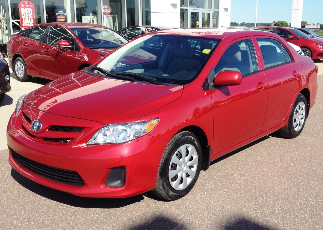 2013 Toyota Corolla CE Enhanced Convenience Pkg