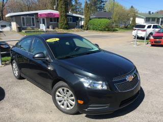 Used 2011 Chevrolet Cruze Berline LT turbo 4 portes automatique 10 for sale in Levis, QC